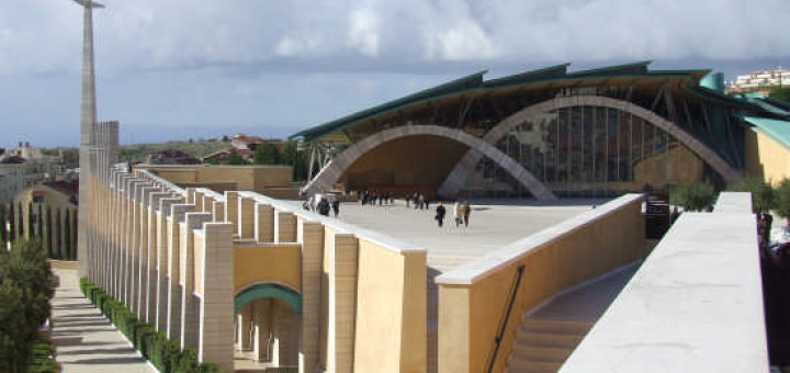 Chiesa Padre Pio San Giovanni Rotondo - nuova chiesa San Pio