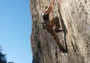 """""""arrampicata sportiva nel parco nazionale del gargano"""""""