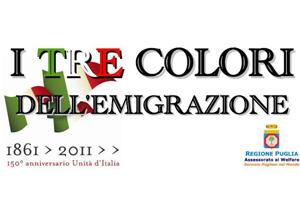 """""""concorso fotografico """"I tre colori dell'emigrazione"""" per provare a raccontare, attraverso la forza evocativa delle immagini, l'emigrazione pugliese"""""""