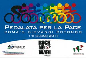 """""""Pedalata per la pace 2011 a San Giovanni Rotondo"""""""