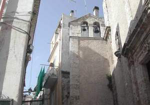 chiesa sant'Orsola san giovanni rotondo