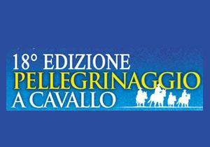 """""""18a edizione del pellegrinaggio a cavallo in onore di San Pio """""""