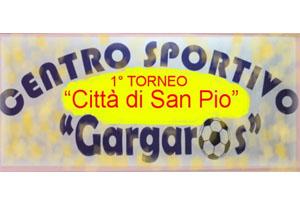 """""""primo torneo Città di San Pio"""""""