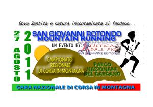"""""""Gara nazionale di corsa in montagna san giovanni rotondo"""""""
