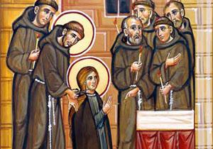 Solennità di Santa Chiara d'Assisi