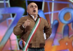 """Paolo Cevoli a San Giovanni Rotondo"""