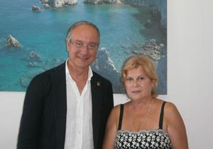 Stefano Pecorella e Ersilia Nobile