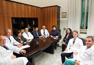 Costa Rica 2 - incontro con la Direzione Sanitaria