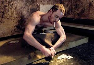 Giovedì 10 gennaio 2013 il film Hunger di Steve McQueen con Michael Fassbender