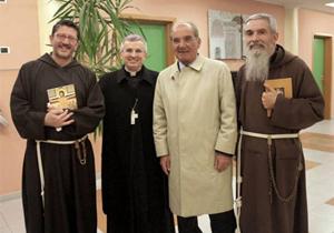 Carlo Maria Laborde nuovo segretario generale dei Gruppi di Preghiera di Padre Pio