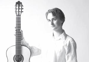 """Il chitarrista polacco Janko Raseta a San Giovanni Rotondo"""