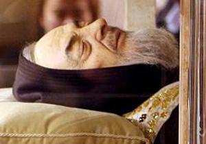 Da giugno ostensione permanente per la venerazione delle reliquie di Padre Pio