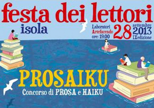 """""""Festa dei Lettori 2013 San Giovanni Rotondo"""""""