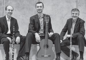 Trio Gost Gori Oglina Seminara