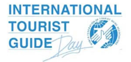 logo international tourist guide