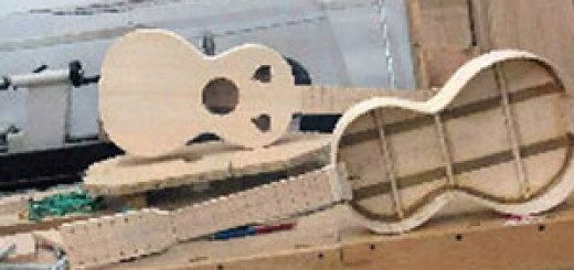 chitarra battente gargano