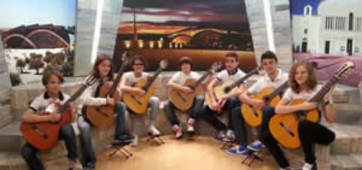 orchestra di chitarra classica