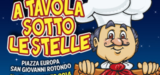 A TAVOLA SOTTO LE STELLE2014