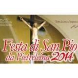 festa san pio 2014